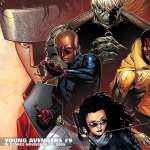 Young Avengers new wallpapers