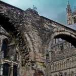 Canterbury Cathedral background