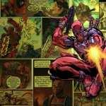 Deadpool Comics hd desktop