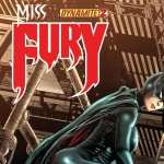 Miss Fury high quality wallpapers