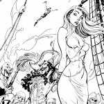 Neverland Comics desktop wallpaper