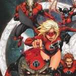 Red Lantern Corps new wallpapers