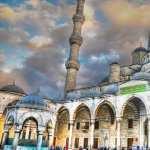 Sultan Ahmed Mosque hd desktop
