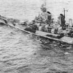 USS Iowa (BB-61) hd desktop
