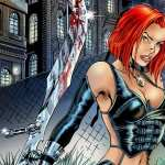 Bloodrayne Comics free wallpapers