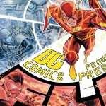 Flash Comics wallpaper