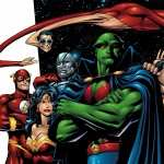 Martian Manhunter wallpapers for iphone