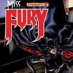 Miss Fury desktop wallpaper