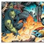 O.M.A.C Comics widescreen