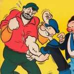 Popeye Comics new photos