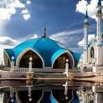 Qolsharif Mosque widescreen