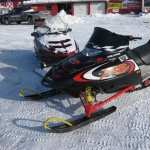 Snowmobile new wallpapers