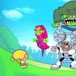 Teen Titans Go! widescreen