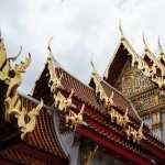 Wat Benchamabophit background