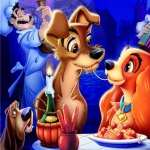 Lady And The Tramp high definition wallpapers
