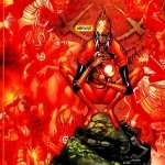Larfleeze Comics download wallpaper