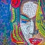 Mosaic Artistic new wallpaper
