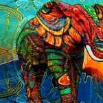 Elephant Fantasy new wallpaper