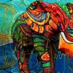 Elephant Fantasy new wallpaper