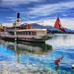 Paddle Steamer PC wallpapers