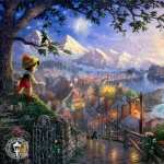Pinocchio high quality wallpapers