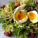 Salade Lyonnaise wallpaper