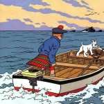 The Adventures Of Tintin download wallpaper