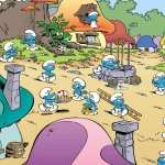 The Smurfs widescreen