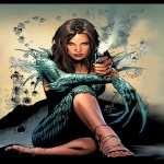 Witchblade Comics download wallpaper