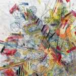 Abstract Artistic wallpaper