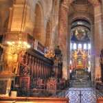 Basilica Of St. Sernin, Toulouse widescreen