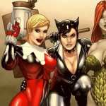 Gotham City Sirens wallpapers for android