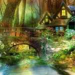 House Fantasy free wallpapers