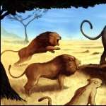 Lion Fantasy pic