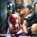 New Avengers desktop