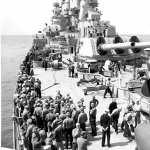 USS Iowa (BB-61) high quality wallpapers