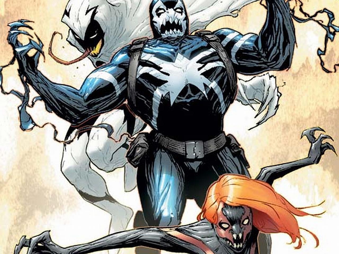 Venom comic