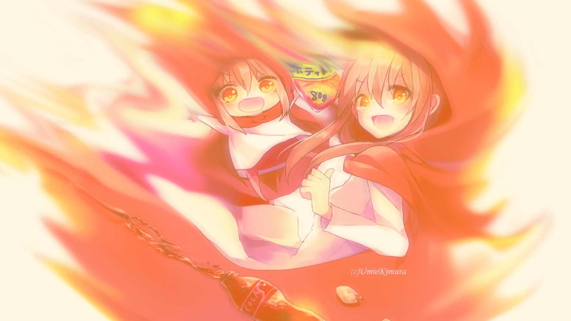 Himouto! Umaru-chan Wallpaper HD Download