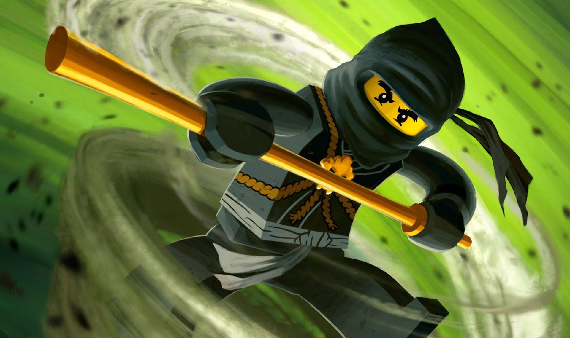 Lego Ninjago Masters Of Spinjitzu Wallpaper HD Download