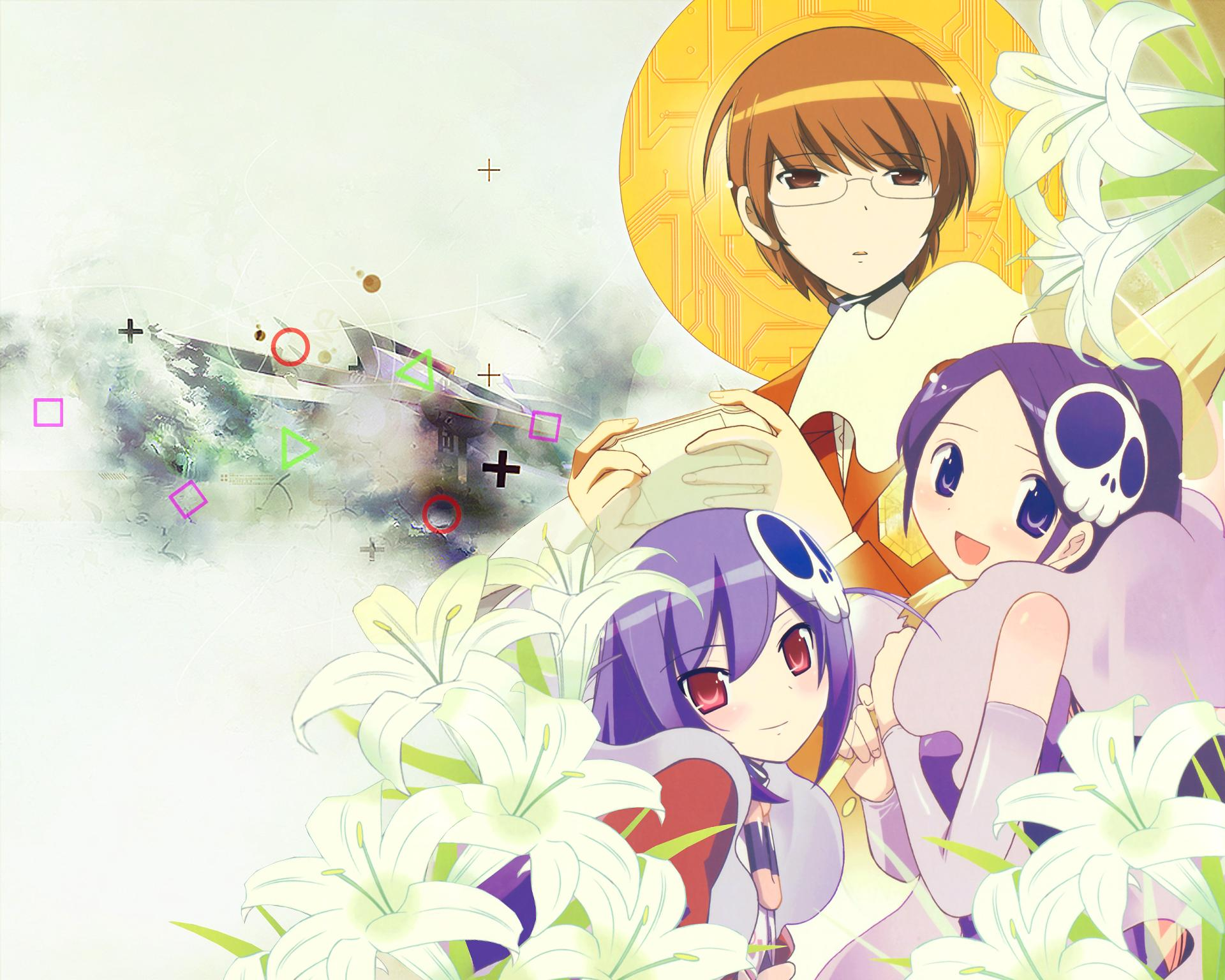 The World God Only Knows Wallpaper HD Download