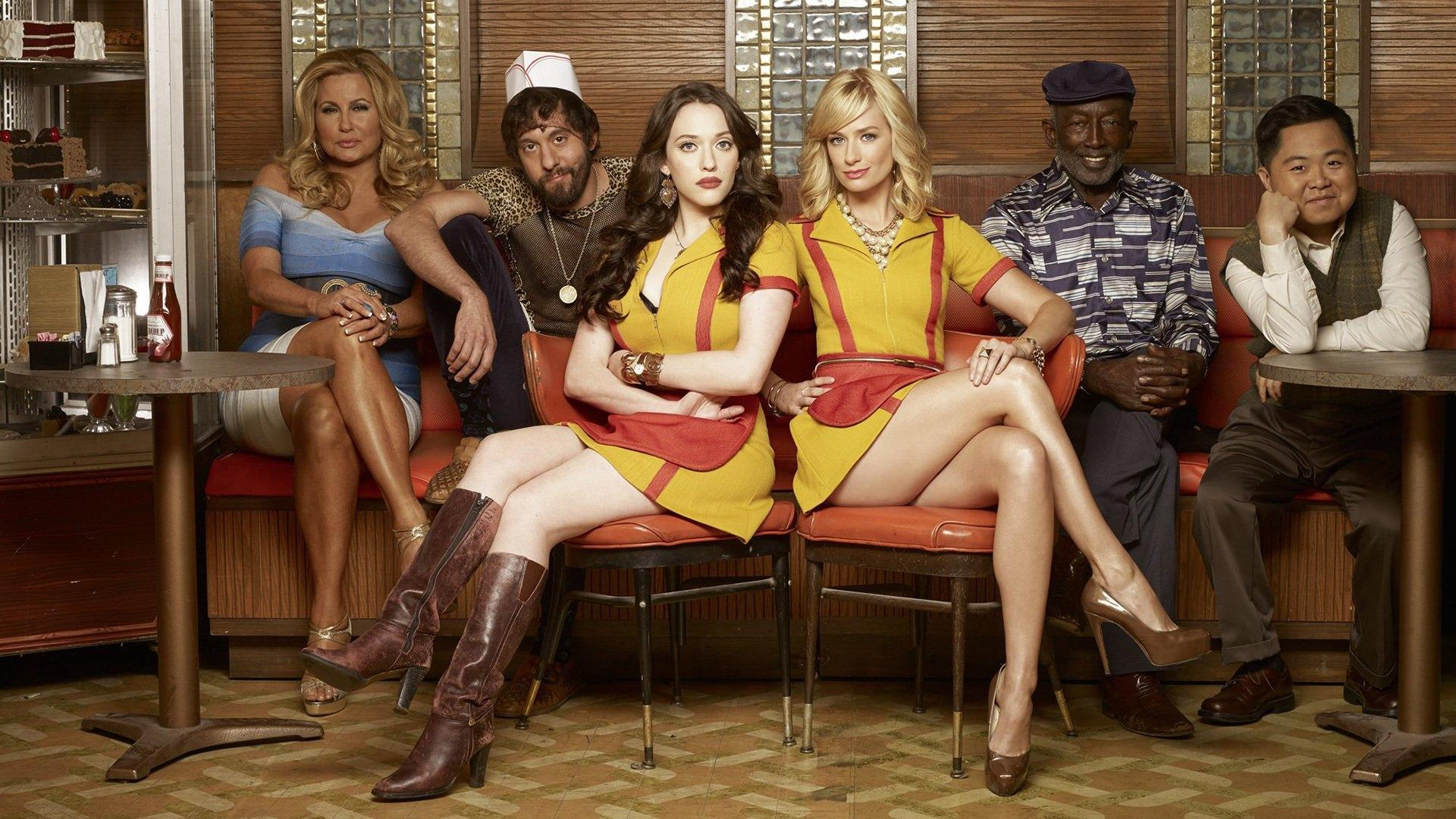 2 Broke Girls wallpapers HD quality
