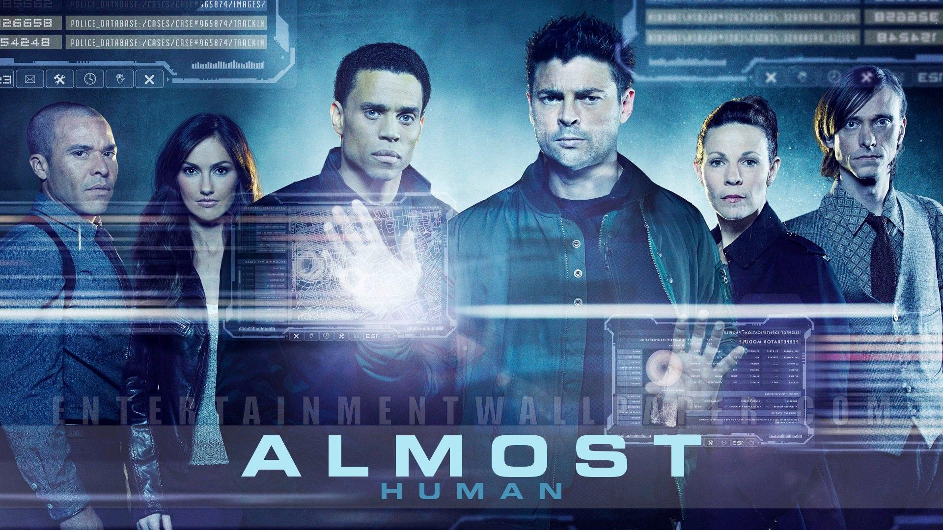 Almost Human wallpapers HD quality