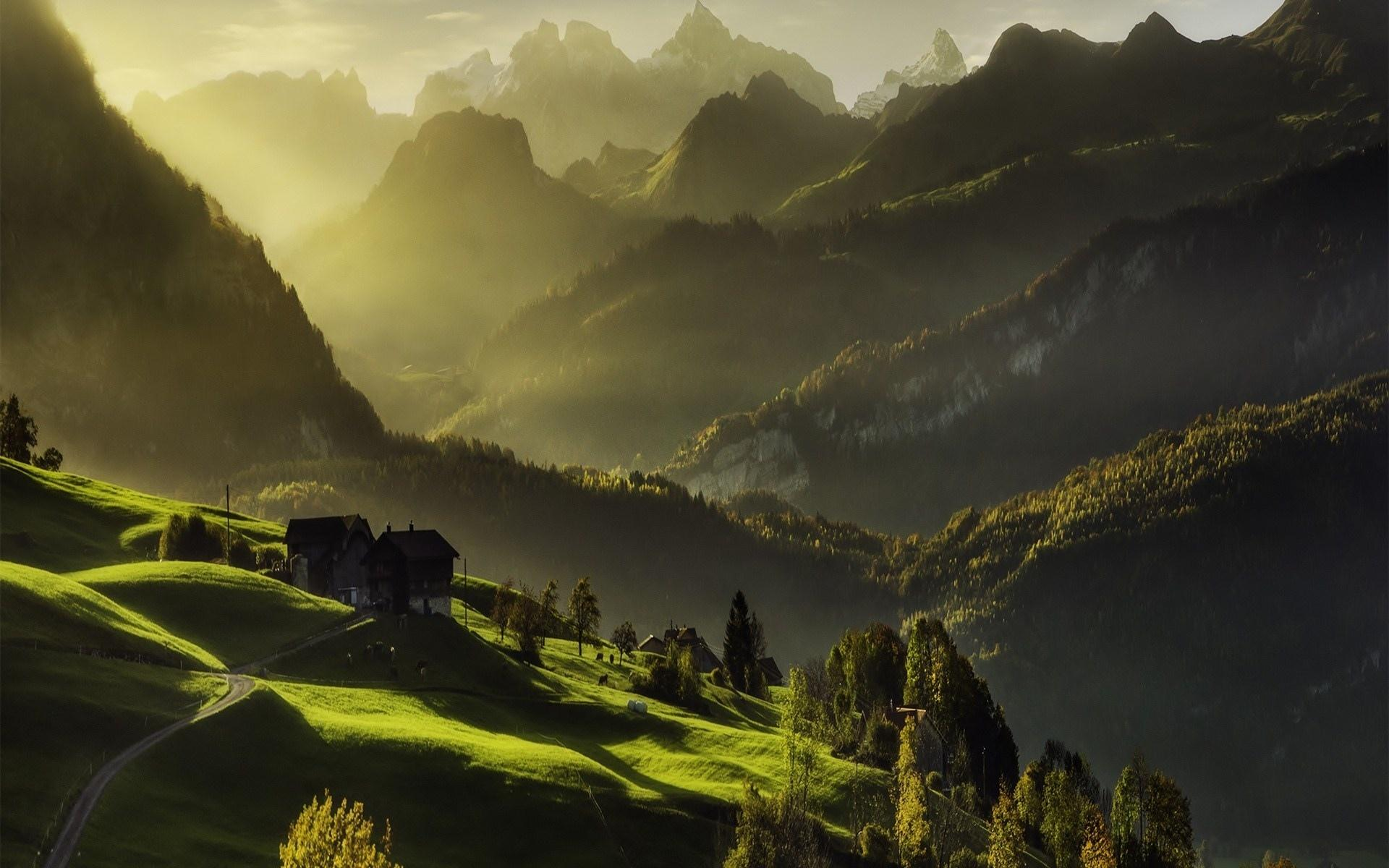 Alps Mountain wallpapers HD quality