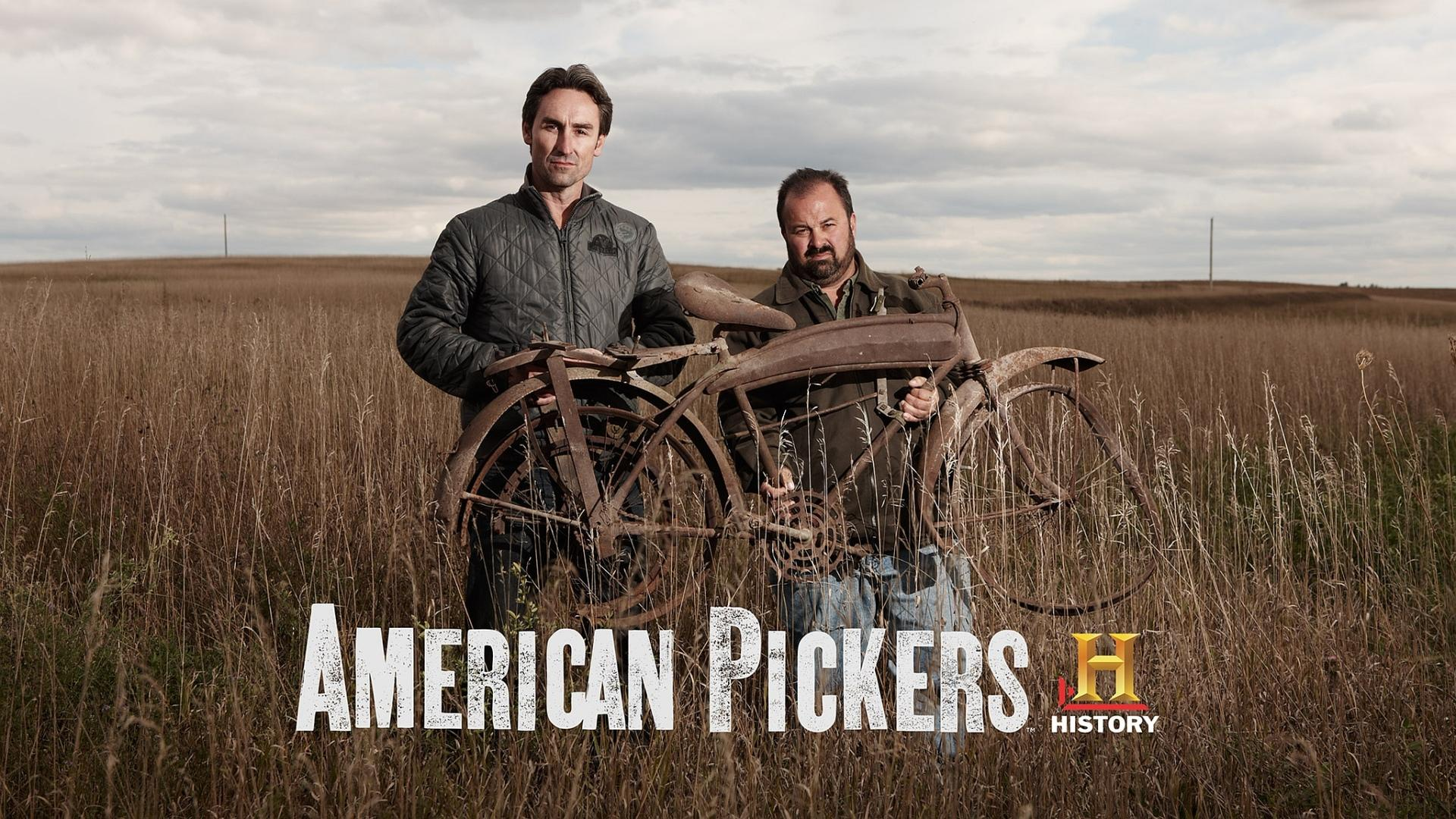 American Pickers wallpapers HD quality