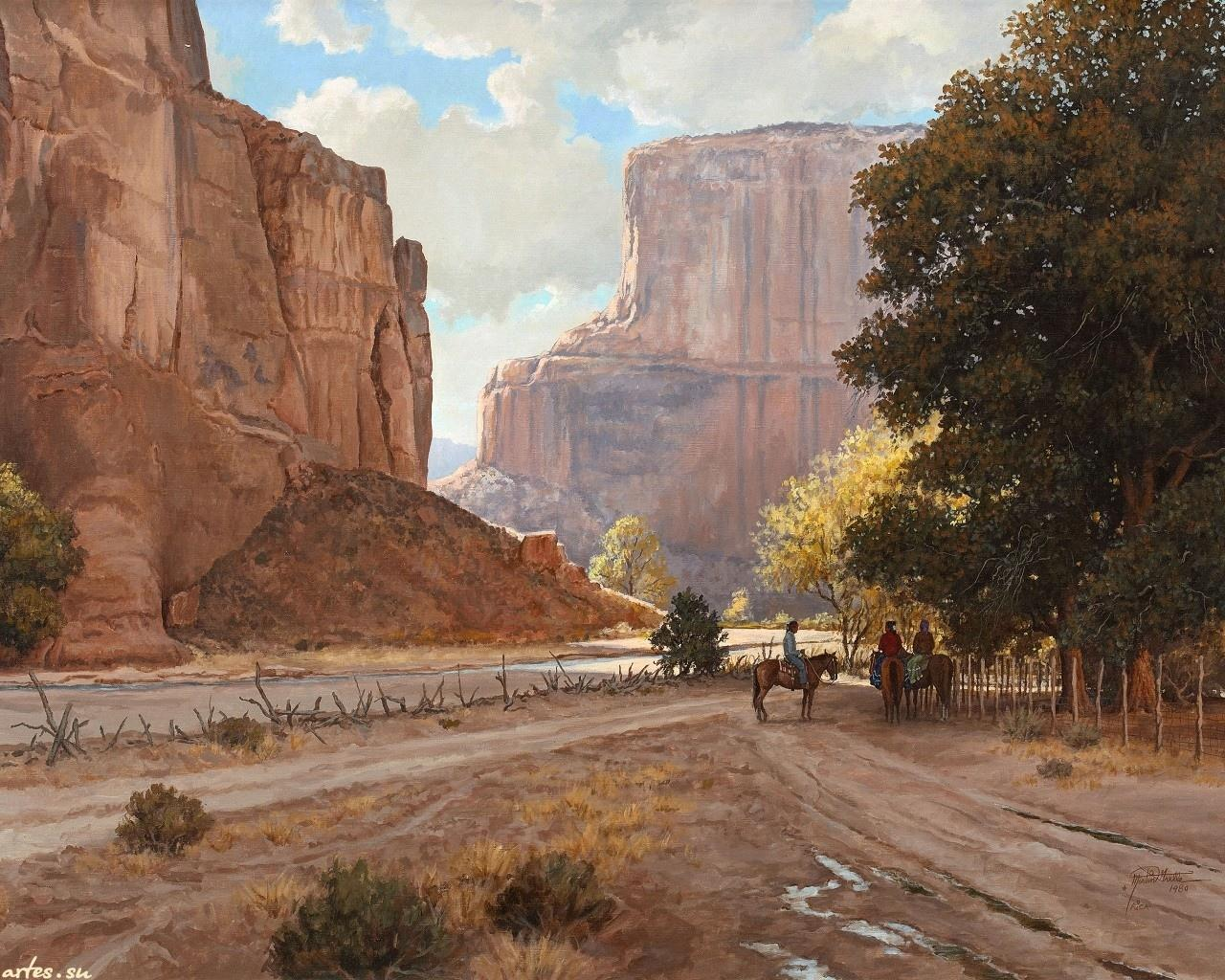American West wallpapers HD quality