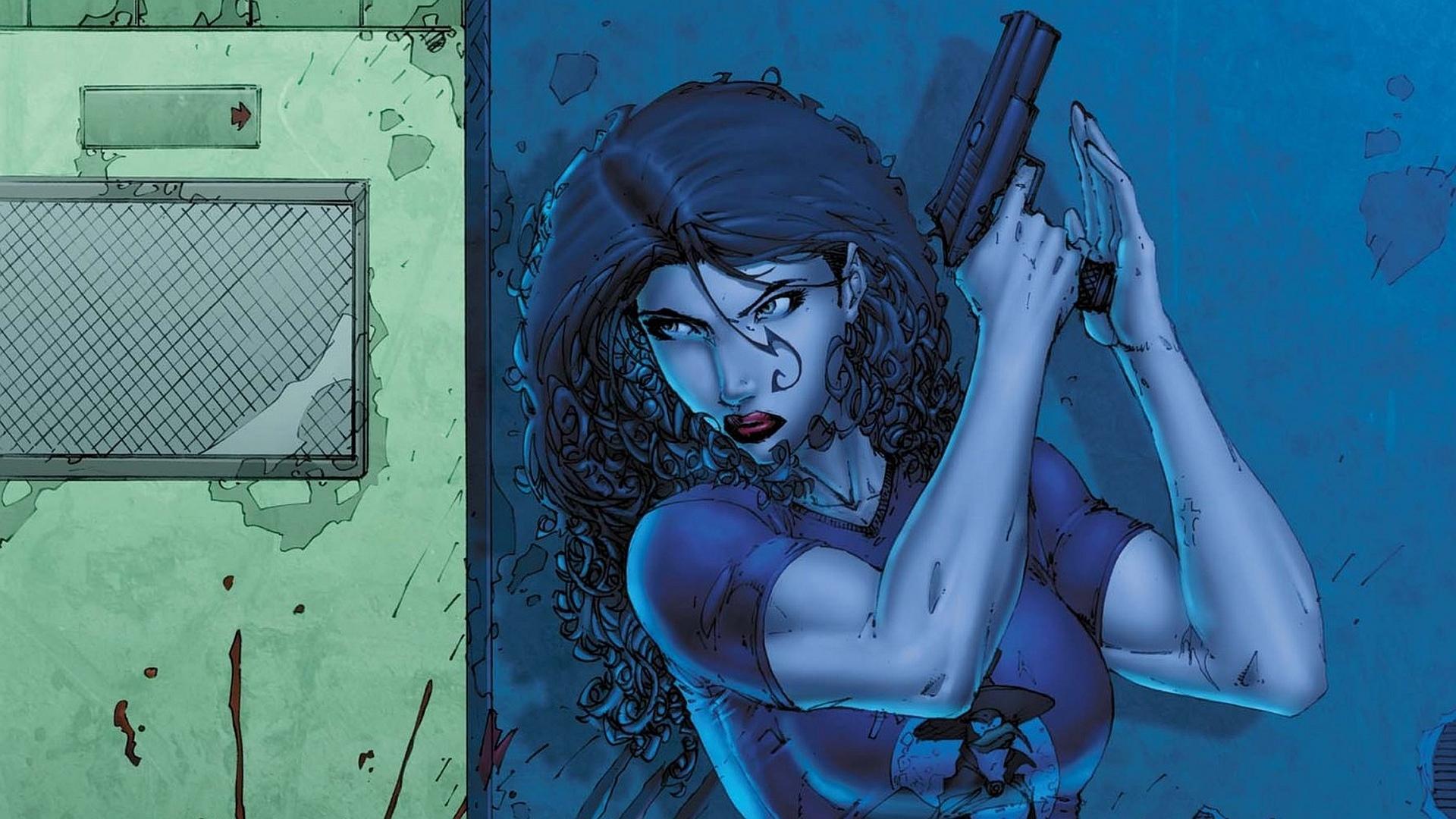 Anita Blake Vampire Hunter wallpapers HD quality