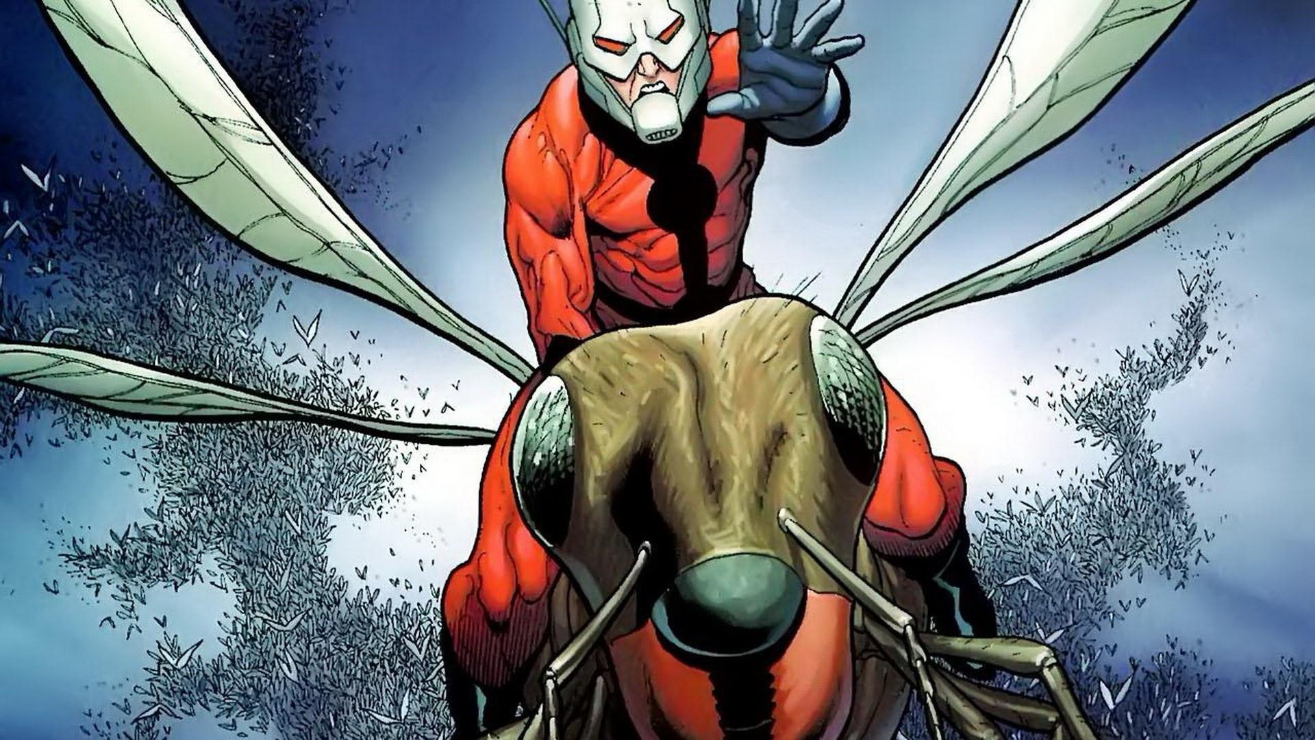 Ant-Man Comics wallpapers HD quality