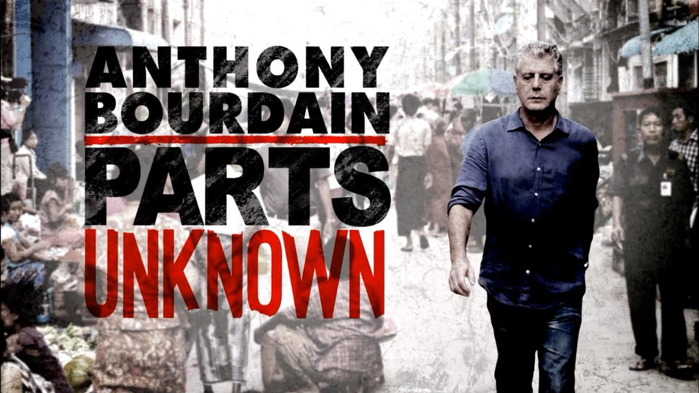 Anthony Bourdain Parts Unknown wallpapers HD quality