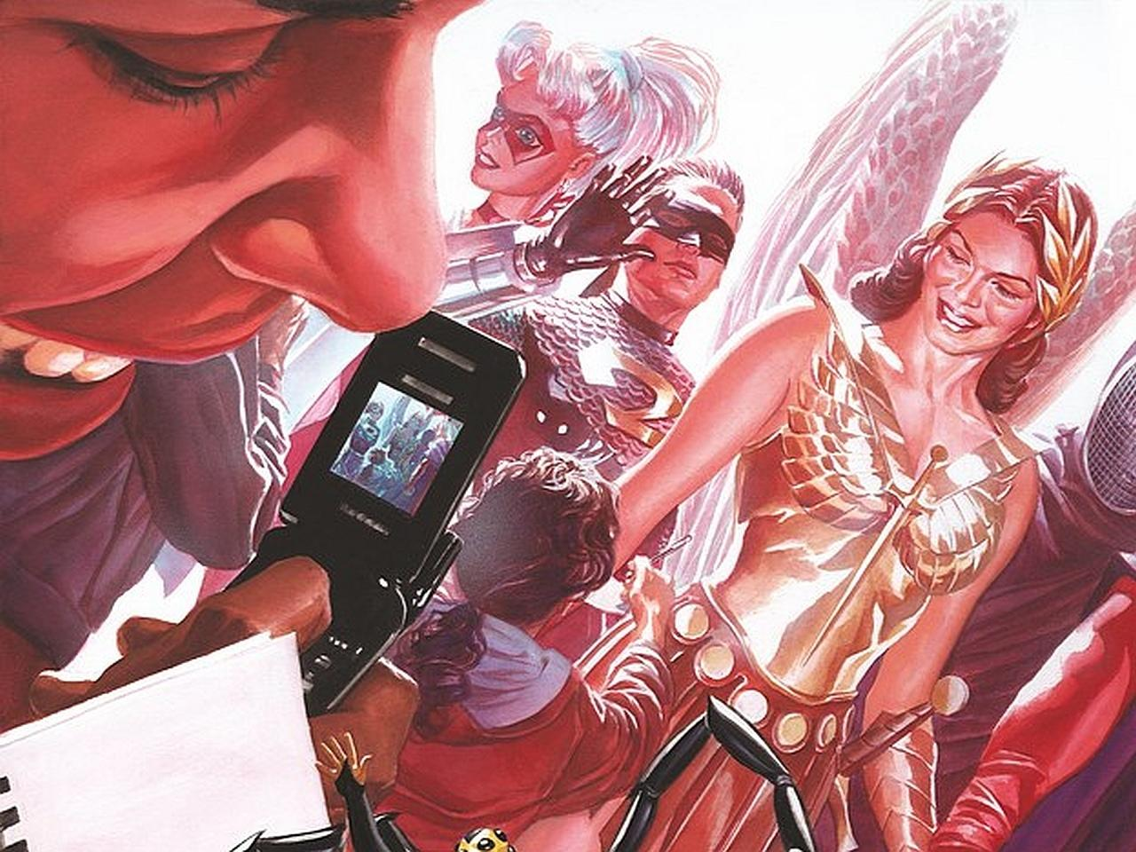 Astro City wallpapers HD quality