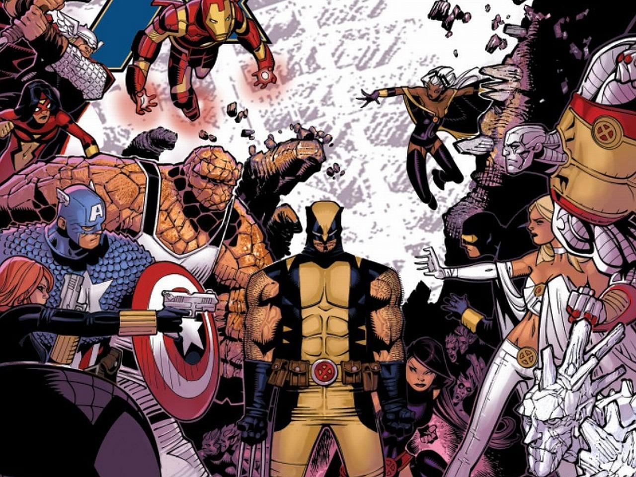 Avengers Vs. X-Men wallpapers HD quality
